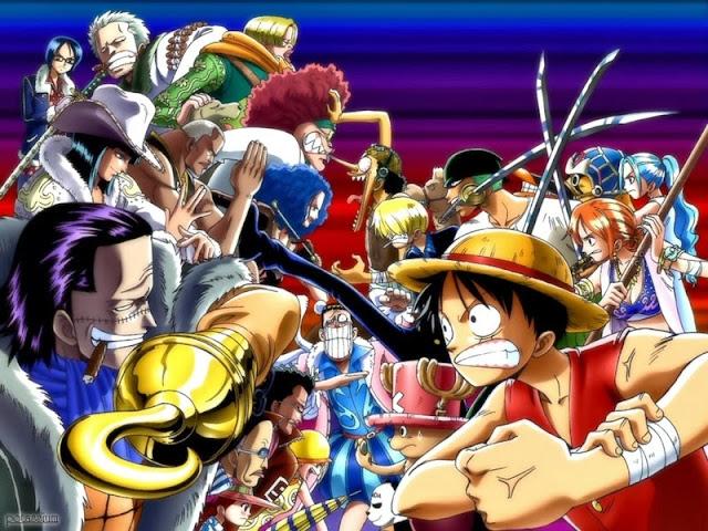 One Piece วันพีช ฤดูกาลที่ 14 (ตอนที่ 457-516) พากย์ไทย/ซับไทย