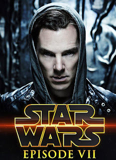 Sith Benedict Cumberbatch Jedi Star Wars Episode 7