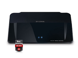 Networking  D-Link Amplifi HD Media Router 3000