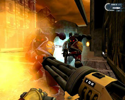 Warhammer 40,000: Fire Warrior Screenshots 2