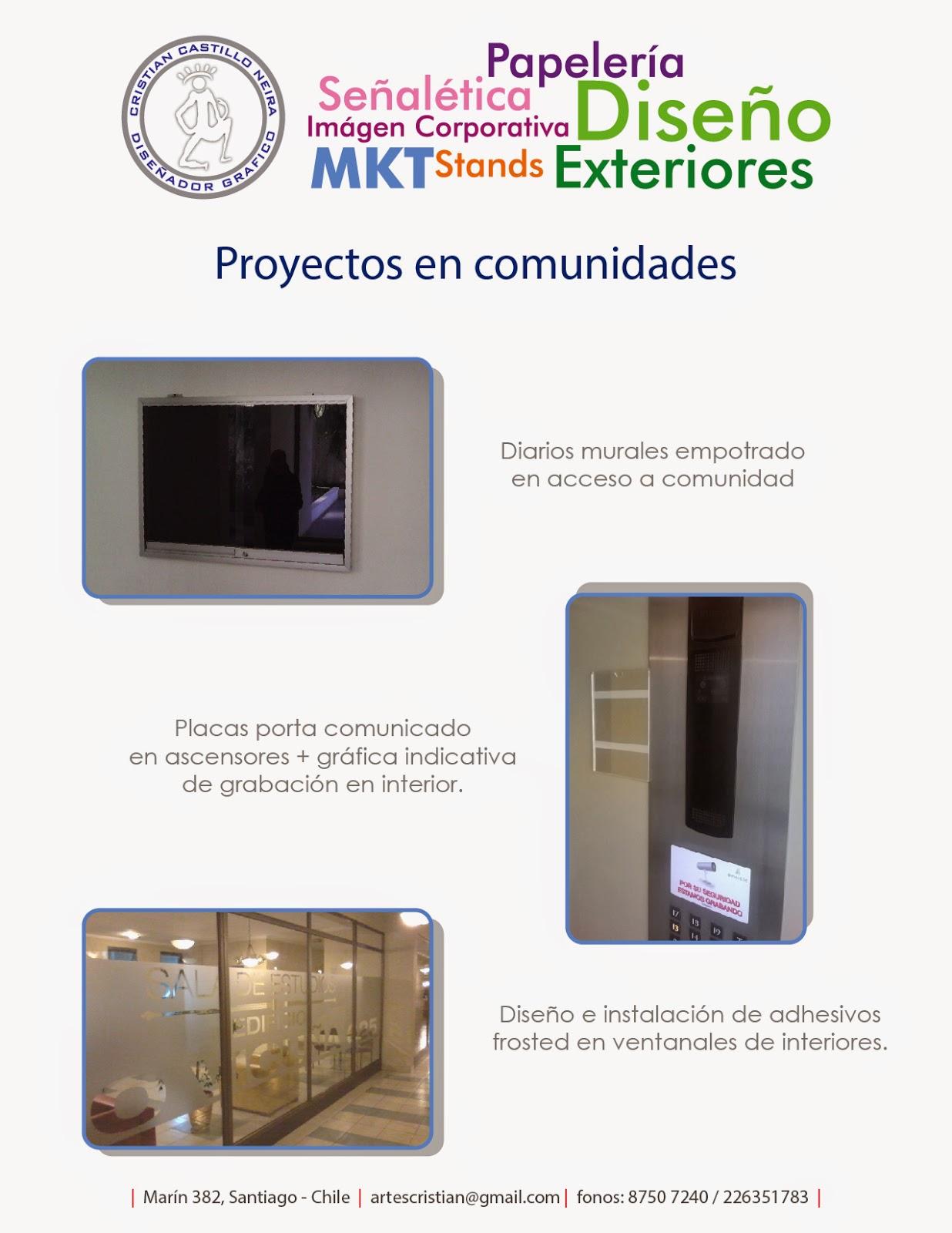 proyectos comunidades