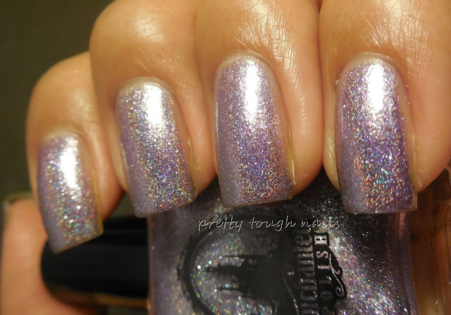 Enchanted Polish Purple Roses