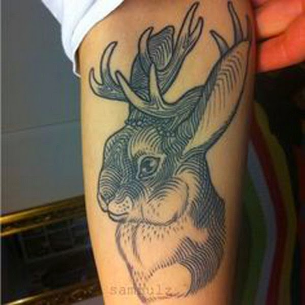 The Best Rabit Tattoos