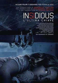 INSIDIOUS 4 : L'ULTIMA CHIAVE
