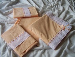 conjunto de lençol