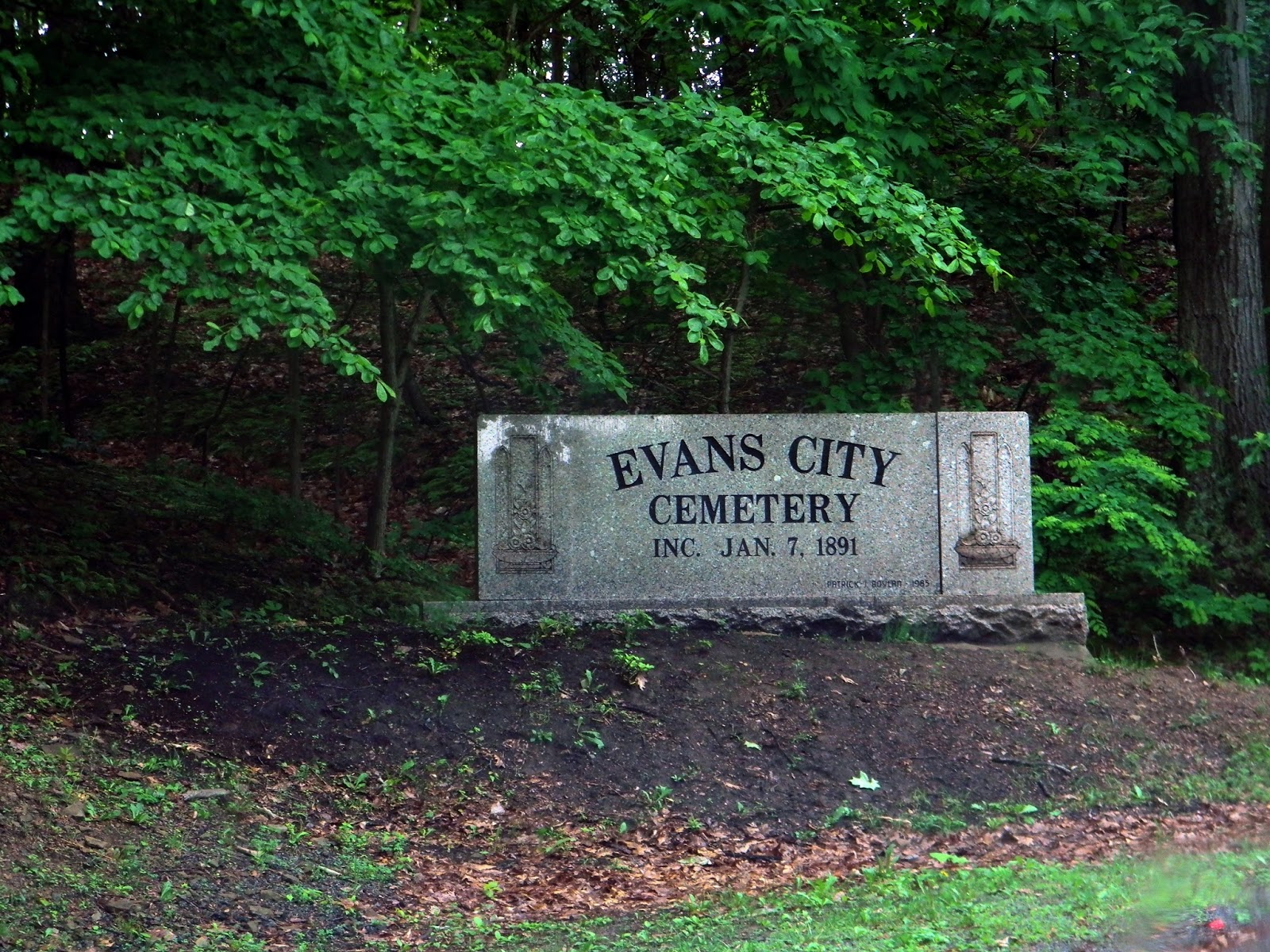 evans city cemetery night of the living dead