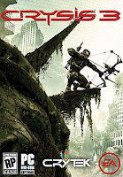 Crysis 3 cover poster