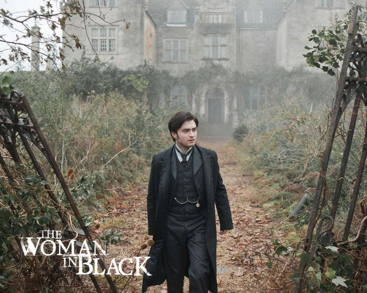 the woman in black movie wallpapers - The Woman in Black Wallpapers