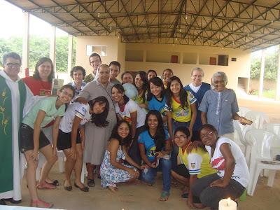 Reunião das forças missionárias do Tocantins