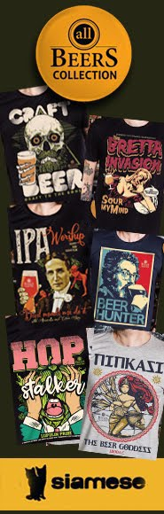 Camisetas do All Beers