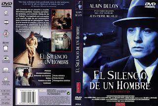 Carátula: El silencio de un hombre 1967 (El samurai)