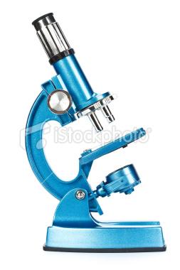 Gambar Microskop Berwarna-Warni Biru Pink dll   ANALISIS KESEHATAN