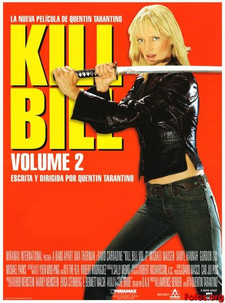 Kill Bill Volume 2 (2004) Online Latino