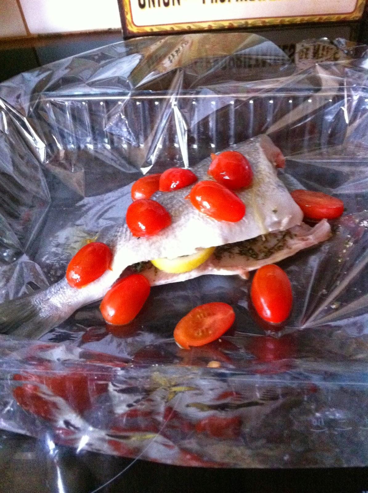 Fast metabolism diet france dejeuner ou diner ph 3 for Dorade en papillote au barbecue