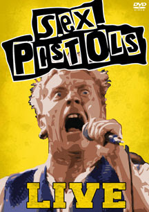 Sex Pistols - 'Live: The Broadcast Archives' DVD Review (IMV Blueline)