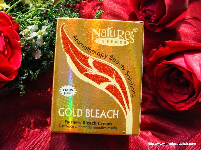 Nature's Essence Gold Bleach Review
