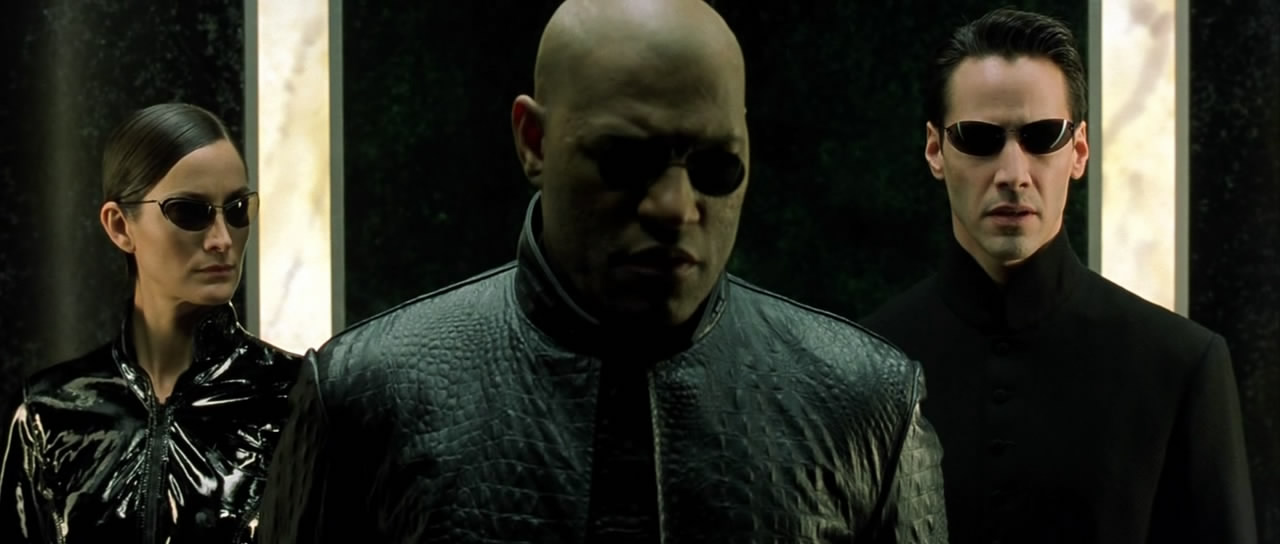 an analysis of the movie the matrix
