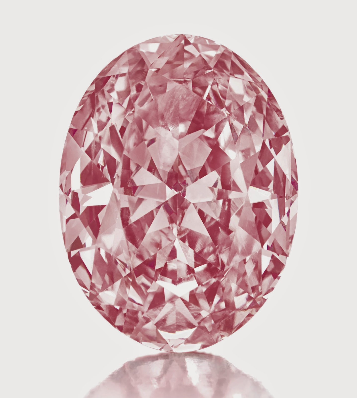 jewelry: 5.5-Carat Pink Diamond Leads Christie\'s Auction Selling For ...