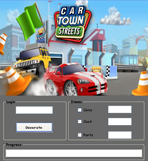 Download Free Car Town Streets