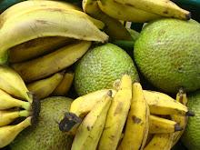 Plátanos Maduros y Panas
