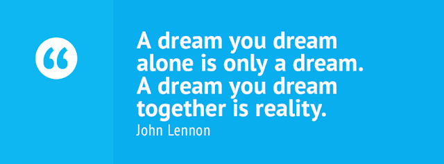 facebook timeline cover quotes John lennon