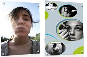 Revelado de fotos en metacrilato