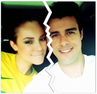 Paolla Oliveira e Joaquim Lopes se separam, confirma assessoria