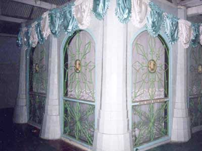 Image result for makam Sunan Kian Santang