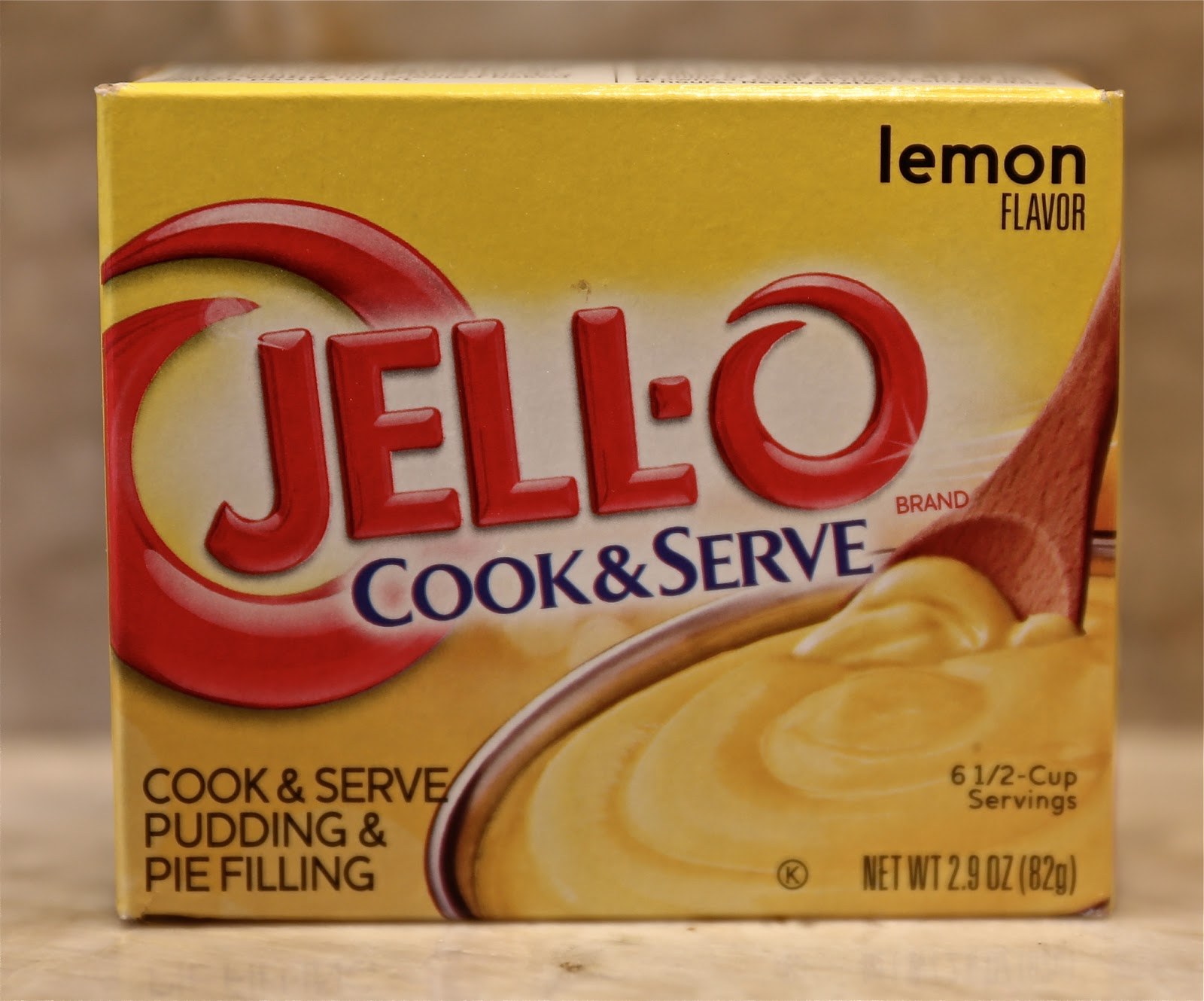 Jello Cook And Serve Pudding Cake