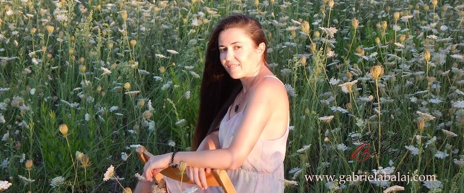 BLOG FEMMINILE  | Gabriela Balaj
