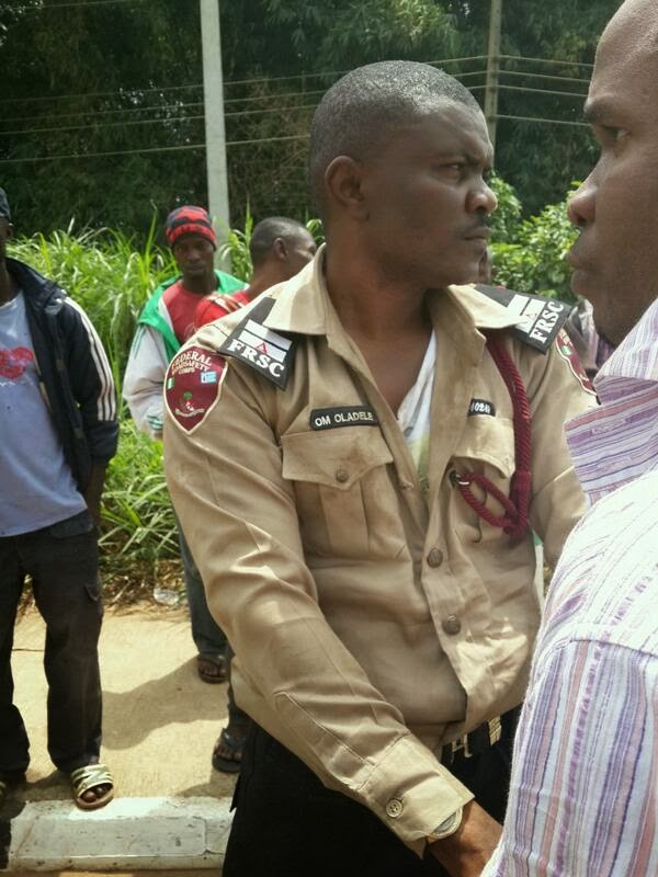 frsc beats man over bribe