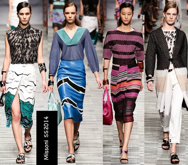 missoni womens spring 2014 knitwear