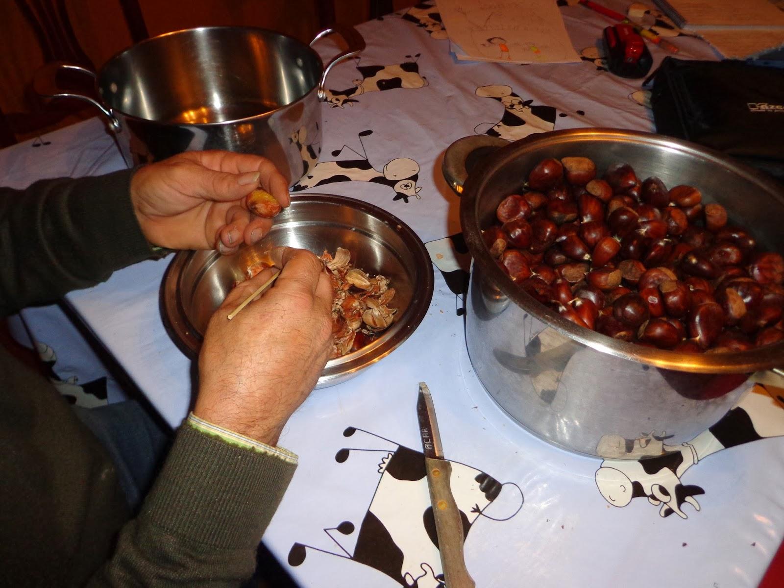 Conservas caseras casta as en almibar - Como se hace el almibar ...