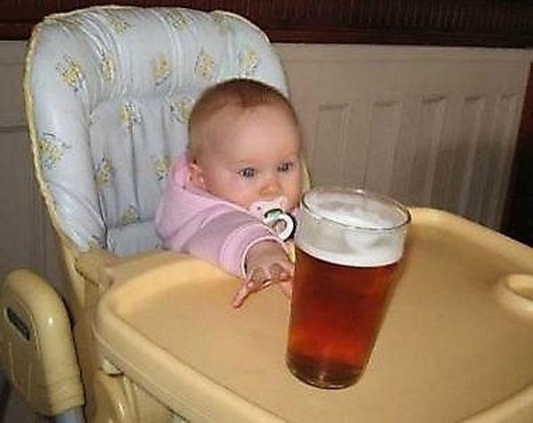 foto lucu bayi editan