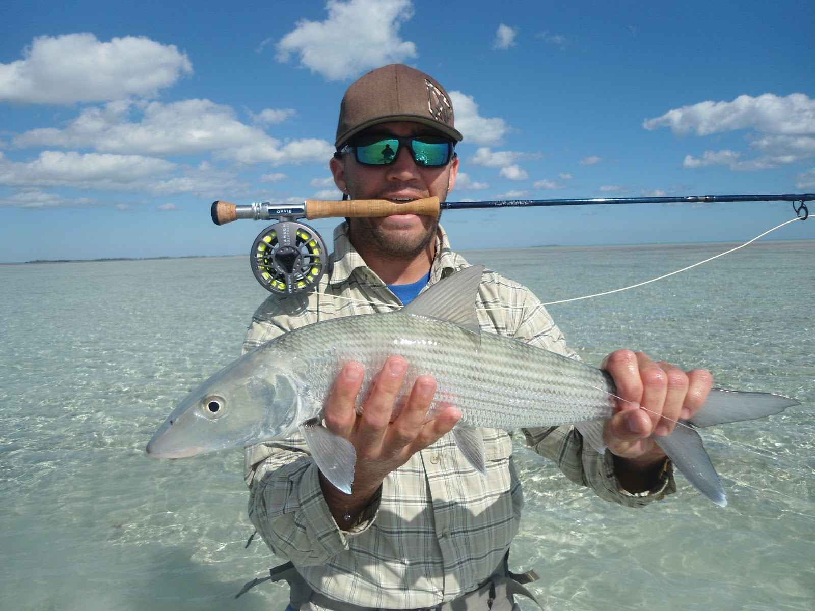 Small hope bay lodge andros island bahamas the for Fishing in the bahamas