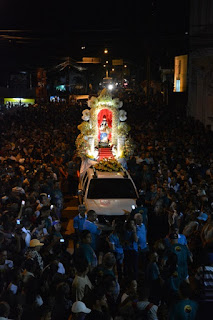 A 252° Romaria da Penha reúne milhares de fiéis