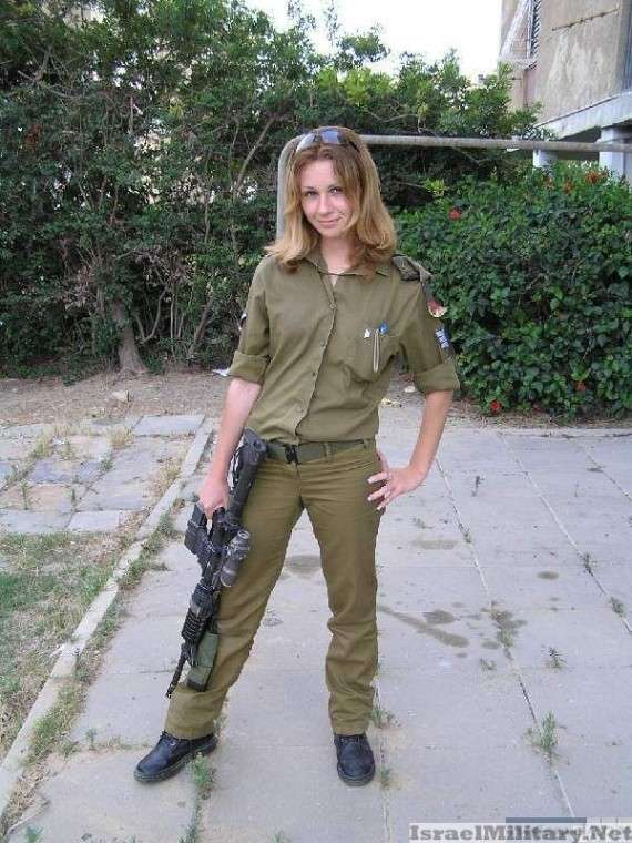 israel+military+women+girl+sexy