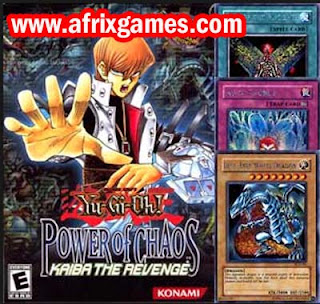Download Yu-Gi-Oh Power of Chaos Kaiba The Revenge Games Full Version