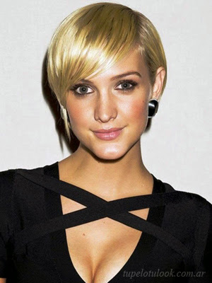 cortes de pelo corto 2014 mujer