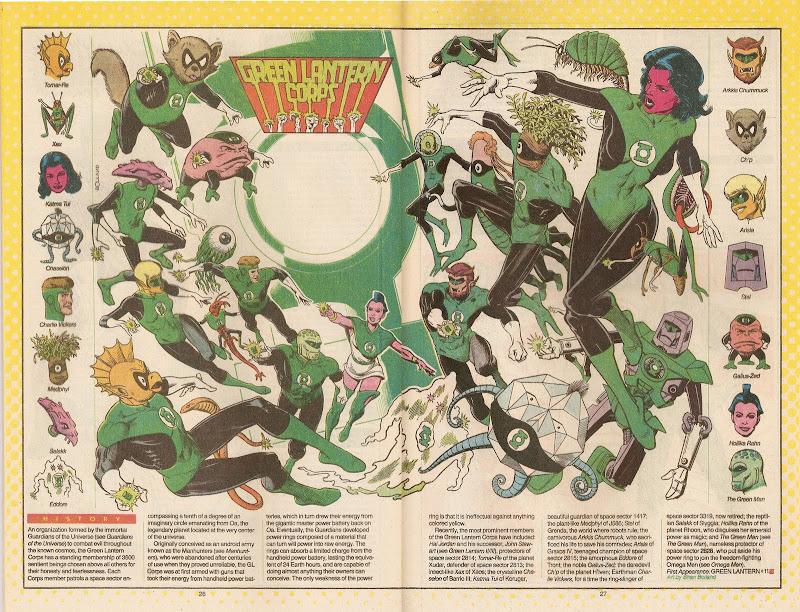 Monday Who's Who: Green Lantern Corps title=