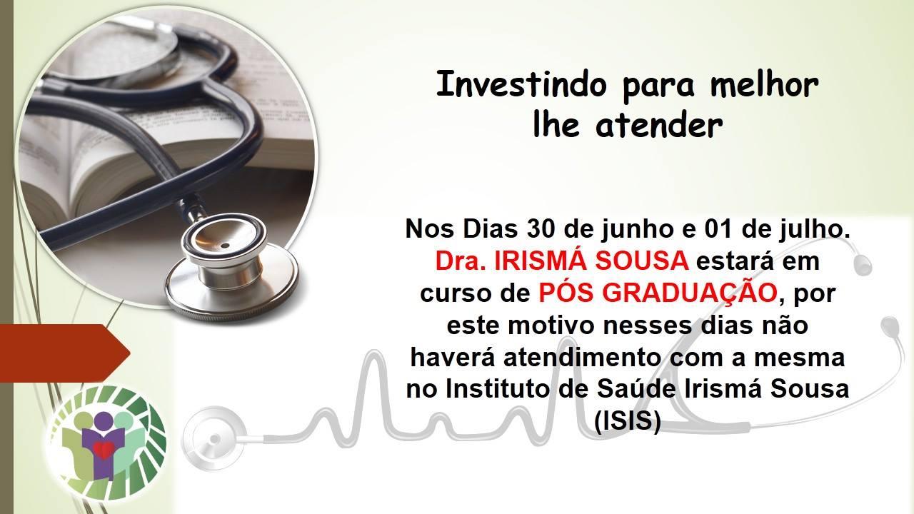 INSTITUTO DE SAÚDE IRISMÁ SOUSA (ISIS)