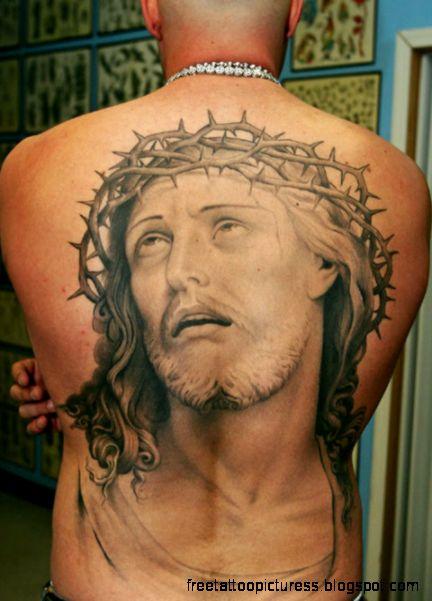 JESUS TATTOO Image Galleries