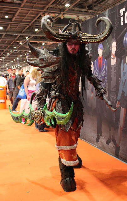 Comic Con Cosplay - Illidan