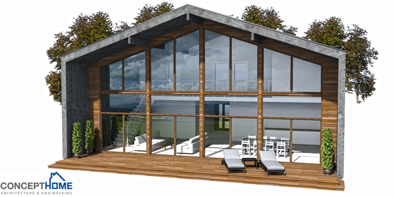 contemporary house plans february 2013