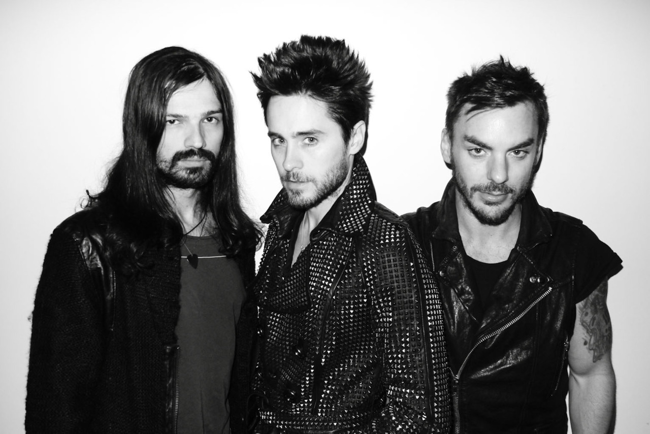 WE ARE THE TRUE BELIEVERS: 30 SECONDS TO MARS-PHOTO BY ...