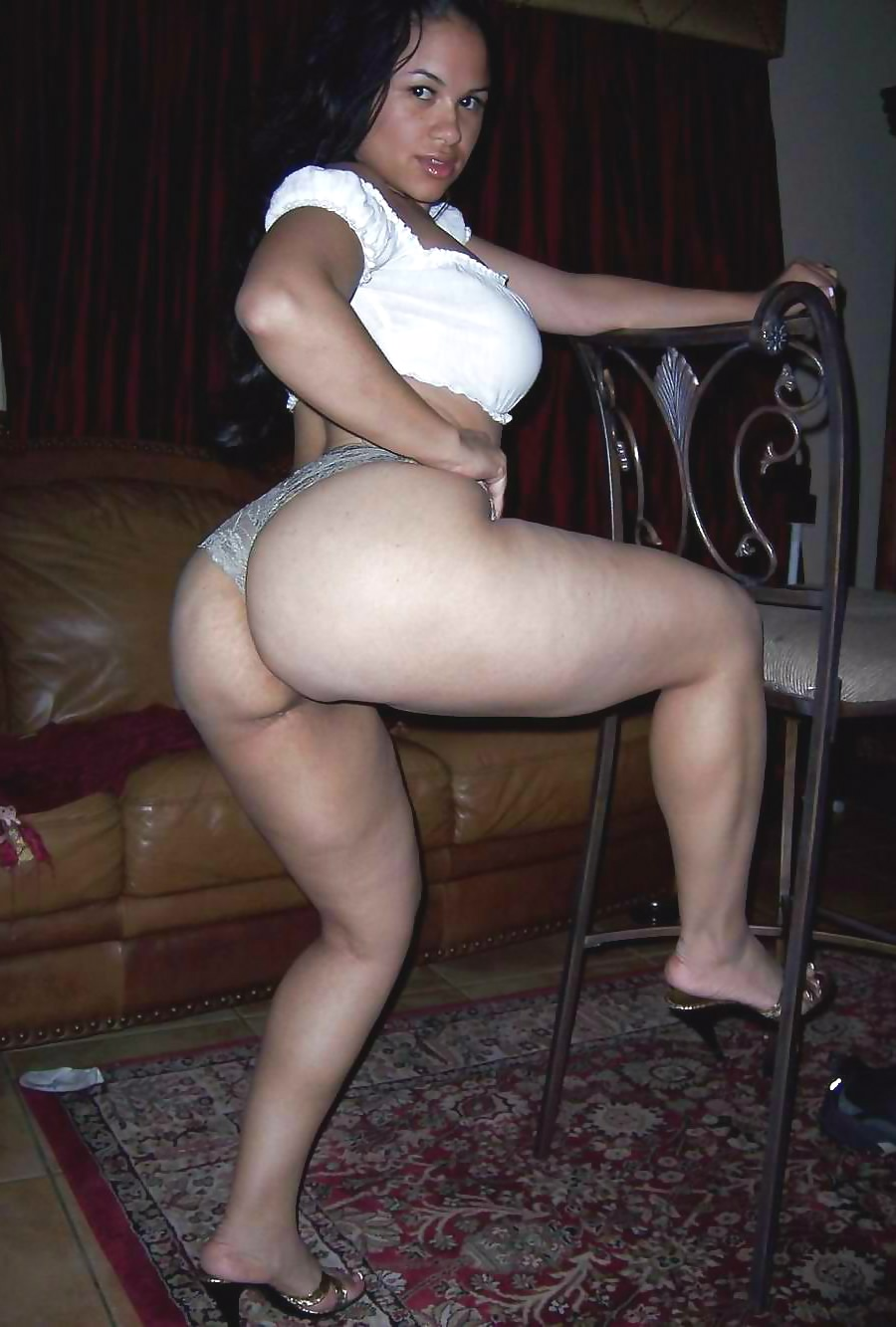 thick latina amateur