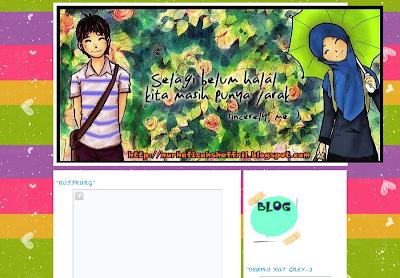 blog saya menceritakan tentang diri saya, keluarga,kawan-kawan dan berkongsi sedikit info mengenai kesihatan, warna warni pelangi