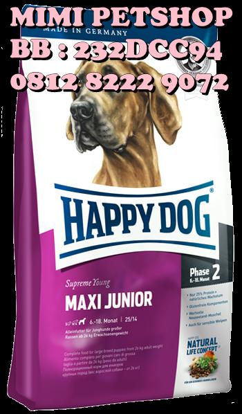 Mimi Petshop Jual Makanan Anjing Dog Food Happy Dog