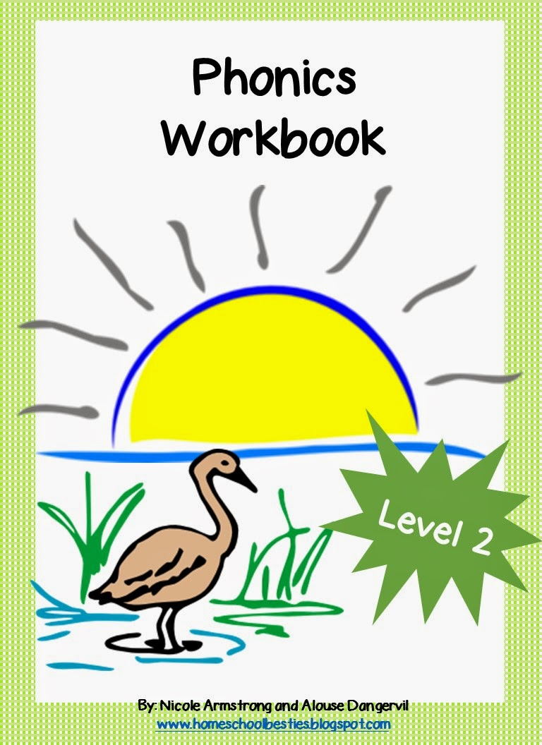 https://www.teacherspayteachers.com/Product/Phonics-Worksheets-Level-2-1716075