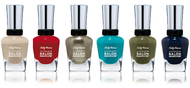 Preview Sally Hansen Designerkollektion limitierte Edition ab September 2013